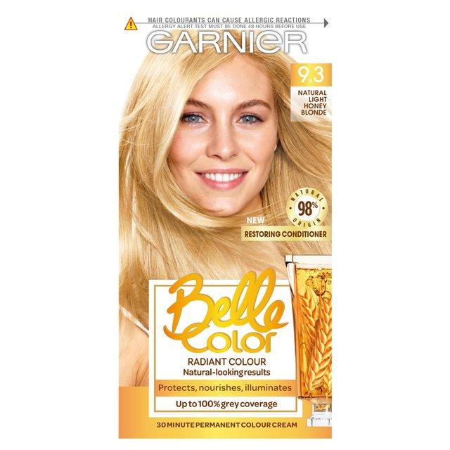 Morrisons: Garnier Belle Color Light Honey Blonde (Product ...