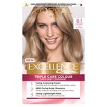 L'oreal Excellence Creme Ash Blonde 8.1