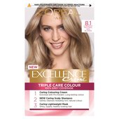 L'oreal Excellence Creme Ash Blonde 8.1 at Morrisons