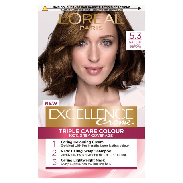 L Oreal Excellence Natural Brown Review