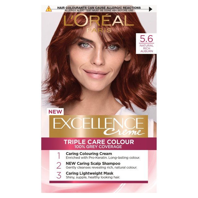 L Oreal Excellence Creme Natural Black Review