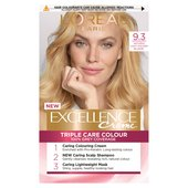 L'oreal Excellence Creme Light Golden Blonde 9.3