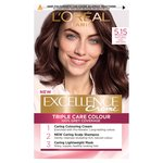 L'oreal Excellence Creme Iced Brown 5.15