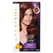 Clariol Age Defy 5R Medium Auburn Hair Dye