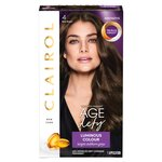 Nice N Easy Age Defy Hair Colour Dark Brown 4