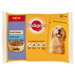 Pedigree Complete Pouch Jelly Chicken & Lamb