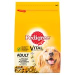 Pedigree Dry Dog Food With Chicken