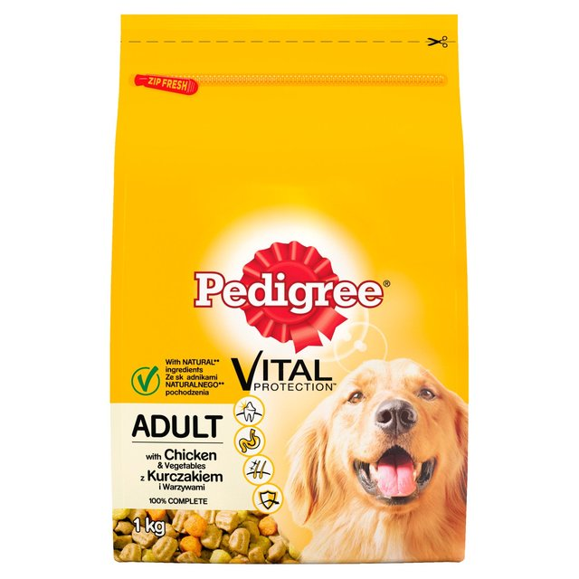 Pedigree Dog Food Rating