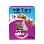 Whiskas Complete Dry With Tuna