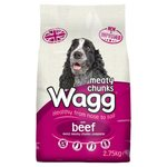 Wagg Complete Meaty Chunks Beef