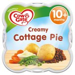 Cow & Gate Creamy Cottage Pie Steamed Meal