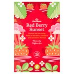 Morrisons Red Berry Blush Tea 40 Per Pack