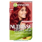 Garnier Nutrisse Ultra Colour Fiery Red 6.60
