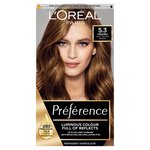 L'Oreal Preference Virginia Chestnut 5.3