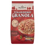 Morrisons Strawberry Granola