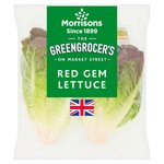 Morrisons Red Gem Lettuce