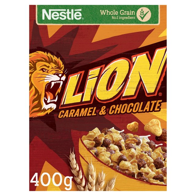 Nestle Lion Cereal