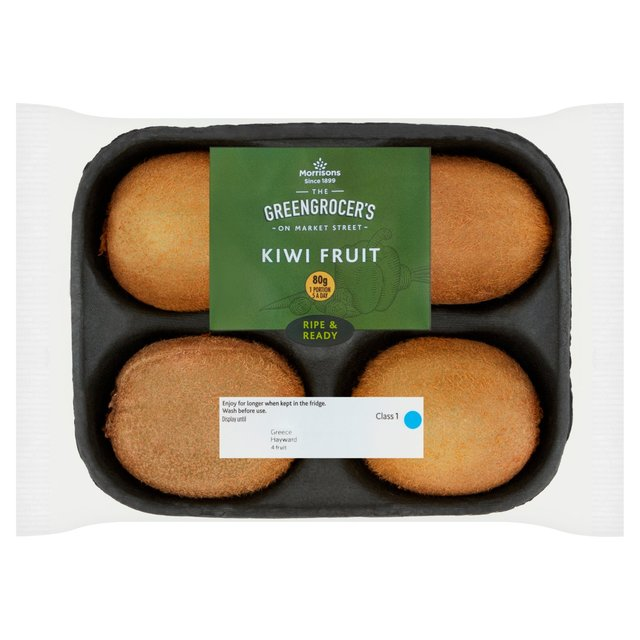 Morrisons Ready To Eat Kiwi Fruit