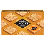Jacobs Cream Crackers Snack Pack