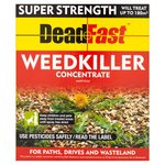 Deadfast Weedkiller Concentrated Sachets