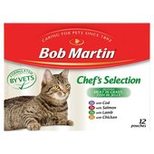 Bob Martin Cat Food Fish & Meat