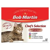 Bob Martin Cat Food Meat