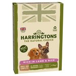 Harringtons Complete Small Dog Lamb & Rice