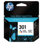 Hp 301 Colour Ink Cartridge Bb