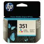 Hp 351 Colour Inkjet Print Cartridge Bb