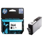 Hp 364 Black Ink Cartridge Bb
