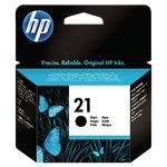 Hp Ink Cartridge Black No 21 Bb