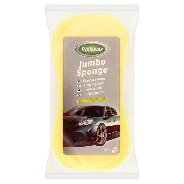Triplewax Jumbo Sponge