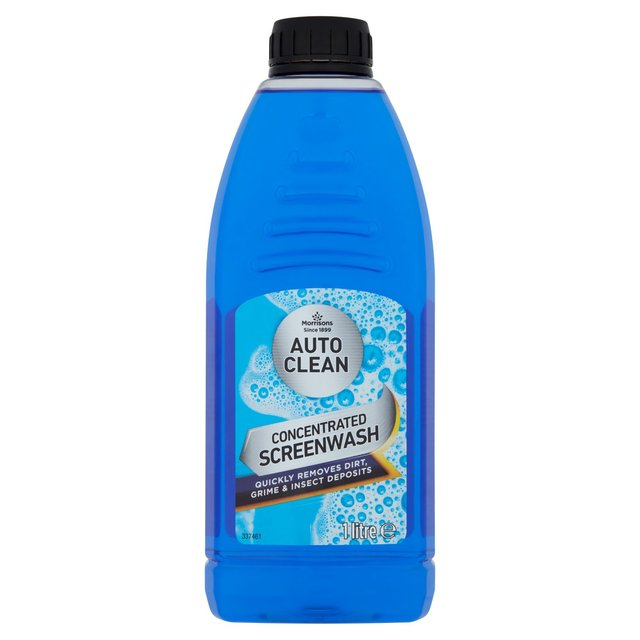 Morrison Screenwash Concentrate