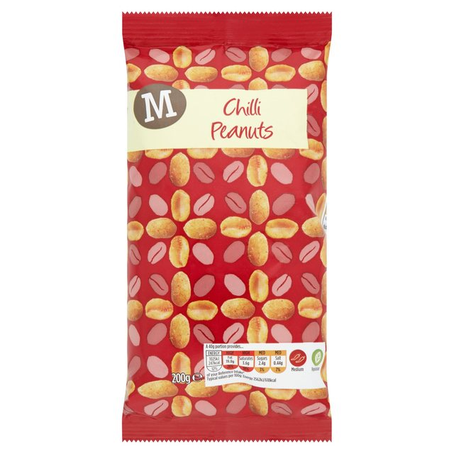 Morrisons Chilli Peanuts