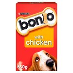 Bonio Dog Biscuit Chicken Flavour