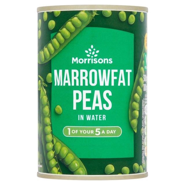 Morrisons Marrowfat Peas (300g)