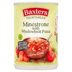 Baxters Vegetarian Minestrone With Wholemeal Pasta