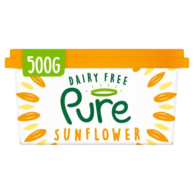 Pure Vegan Dairy Free Sunflower Spread