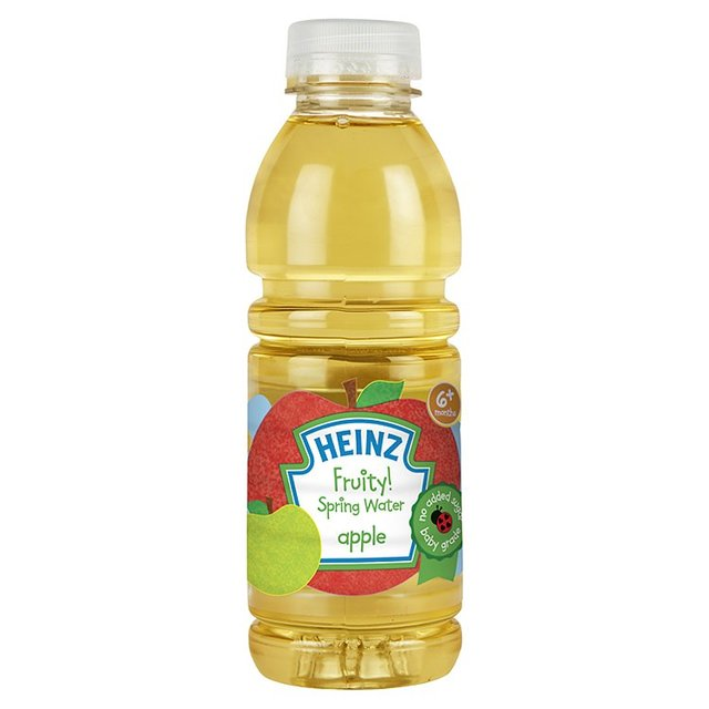 Morrisons Heinz Apple Juice 500ml Product Information