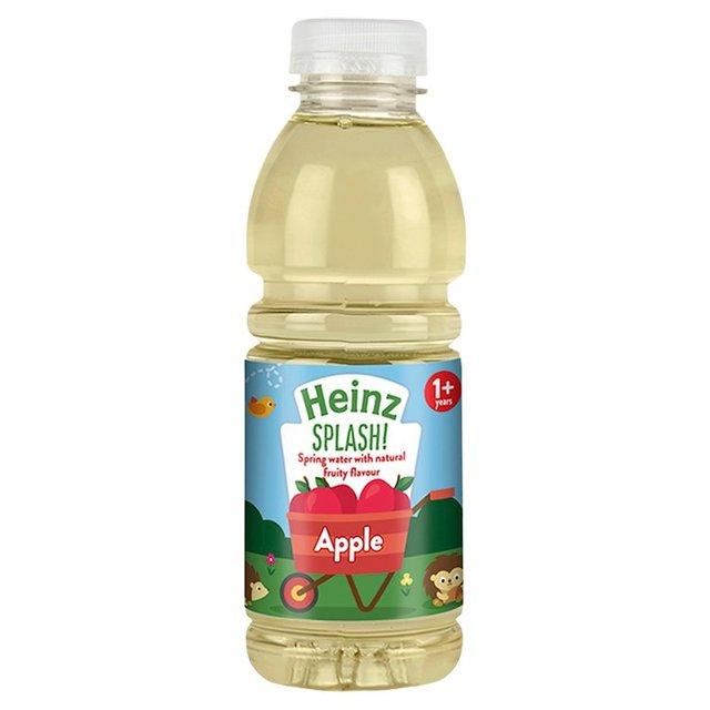 Heinz Fruity Spring Water Apple