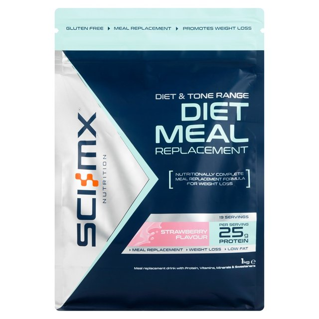 Sci Mx Diet Pro Meal Strawberry