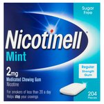 Nicotinell Gum Mint 2 Mg