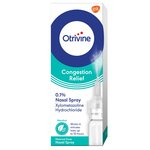 Otrivine Congestion Relief Nasal Spray