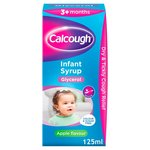 Calcough Infant Cough Syrup