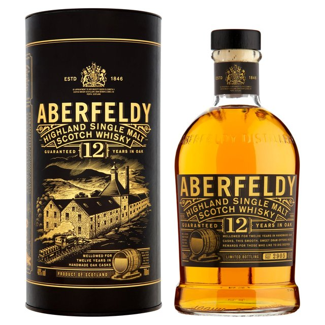 Aberfeldy 12 Year Old Malt