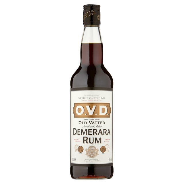 Mortons OVD Rum