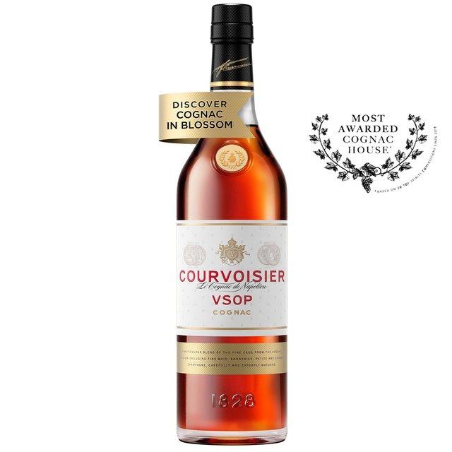 Morrisons courvoisier vsop cognac 70clproduct information courvoisier vsop cognac altavistaventures Images