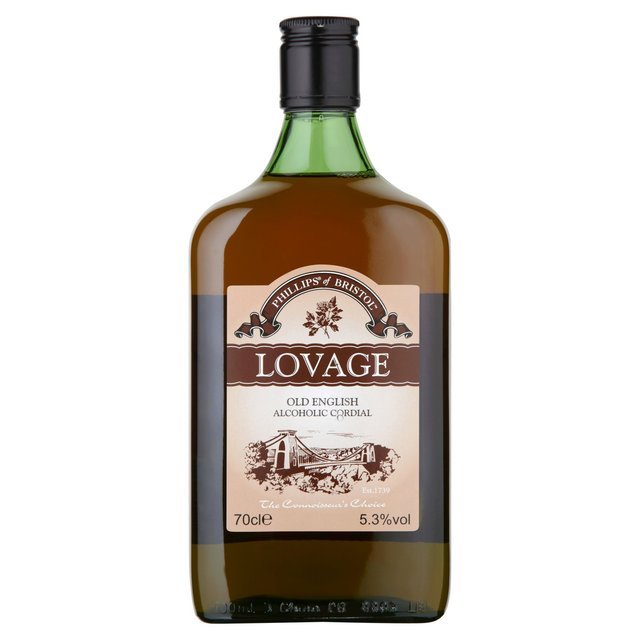Phillips Lovage Cordial
