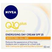 Nivea Visage Q10 Energy SPF 15 Day Cream at Morrisons