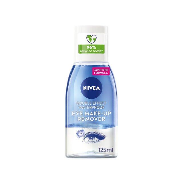 Morrisons Nivea Visage Daily Essentials Eye Make Up Remover 125ml